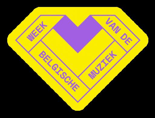Logo Belgische Muziek