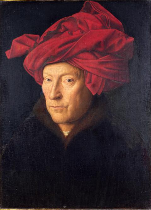 Schilderij Jan van Eyck